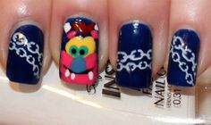 My Pet Monster nails!