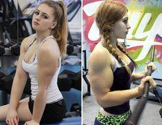 Jovem de 17 anos apelidada por rosto de Barbie e corpo Musculoso http://angorussia.com/noticias/mundo/jovem-de-17-anos-apelidada-por-rosto-de-barbie-e-corpo-musculoso/