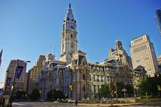 25 Best Places To Celebrate An Awesome Fourth Of July: Philadelphia, Pennsylvania Philadelphia Tours, Masonic Temple, Independence Hall, Capitol Building, Amazing Buildings, Travel Around The World, Fourth Of July, Skyscraper, Architecture