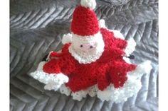 Doudou Père- Noël - Fait-main - Créations Romane-et-Ondine - PrimaCréa