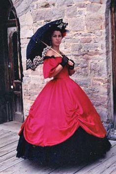 victorian era fashion hoop skirts - Google Search