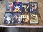 8 - The Hobbit / Lord of The Rings - DVD Movie Collection Set Complet (Lot 6108)
