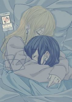 """Citrus Citrus Anime"" Yuzu x Mei Anime Girlxgirl, Kawaii Anime, Yuri Anime, Anime Kiss, Kawaii Art, Cute Lesbian Couples, Lesbian Art, Cute Anime Couples, Anime Couples Sleeping"