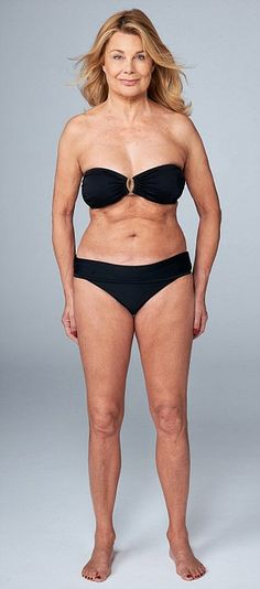 Before: Jilly said although her tummy had been as 'flat as a pancake' in her youth, it has now developed 'disconcerting wrinkles' Athlete Problems, Bingo Wings, Slim Thighs, Bikini Ready, Fake Tan, Moisturizer For Dry Skin, Christmas Images, Lingerie Models