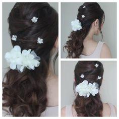 Bubzbeauty hair. (Formal maybe?)