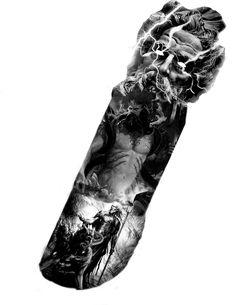 125 Best Forearm Tattoos For Men: Cool Ideas + Designs Guide) – Cool Greek God Forearm Tattoo Design Ideas For Men – Best Forearm Tattoos For Men: Cool Inner and – Zeus Tattoo, Hades Tattoo, Poseidon Tattoo, Full Sleeve Tattoo Design, Leg Sleeve Tattoo, Best Sleeve Tattoos, Forarm Tattoos, Cool Forearm Tattoos, Gott Tattoos