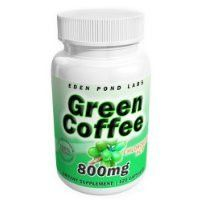 Check out this green bean coffee extract!