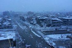 Le cadeau de Noël de Poutine : les JO d'Hiver avant l'heure pour les Syriens - Le Kiosque aux Canards