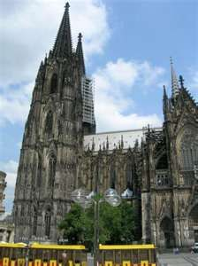 Koln, Germany. I visited for a day in 2011. Loved it!