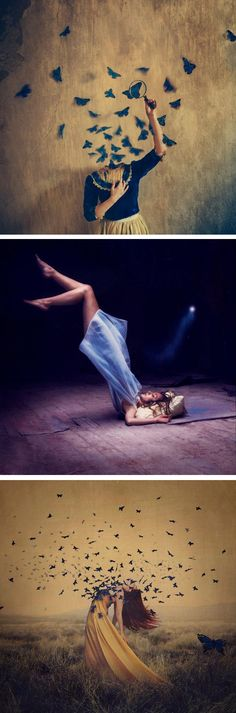 Fine art photography by Brooke Shaden // surreal photography // dream photography