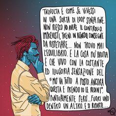 Inettitudine o solitudine? #ilbaffo #ilbaffogram #giuliomosca Art Society, Motivational Phrases, Bukowski, Crazy People, Sentences, Poetry, Wisdom, Tumblr, Thoughts