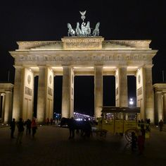 berlin | deutschland | brandenburger tor
