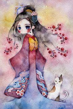 Juri+Ueda%28Juriu%29-www.kaifineart.com-14.jpg 432×640 píxeles