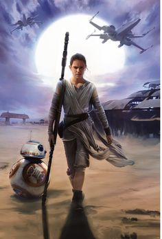 Star Wars Episode 7 Rey