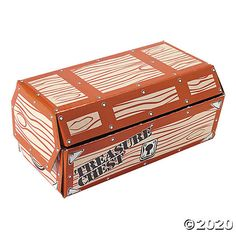 Hoard all your swashbuckling riches inside this handy cardboard box! Pirates and sailors alike will love this seaworthy treasure chest! Pirate Treasure, Treasure Boxes, Treasure Chest, Pirate Theme, Pirate Party, Prize Box, Sunday School Rooms, Teaching Supplies, Teaching Resources