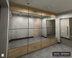 Dom Tychy - Hol / przedpokój, styl nowoczesny - zdjęcie od katadesign