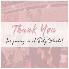 313b1570f7998 ... Jump Eat Cry Maternity. Thank you for joining us for a wonderful  weekend at the Baby Market last weekend!