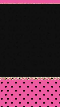 Kate Spade Wallpaper, Bow Wallpaper, Wallpaper For Your Phone, Cellphone Wallpaper, Black Wallpaper, Disney Wallpaper, Cute Backgrounds, Phone Backgrounds, Phone Wallpapers