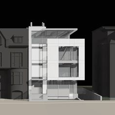 Rickmers House – Richard Meier & Partners Architects
