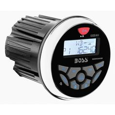 Boss Audio MGR350B Gauge Mech-Less Multimedia Player (No CD or DVD), Multicolor