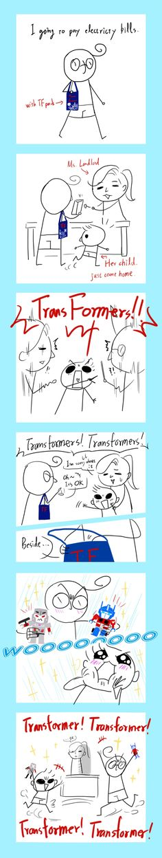 TRANSFORMERS FOREVER by Autumn123Charlotte.deviantart.com on @DeviantArt