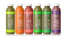 Fresh Start Programs - Cold-Pressed Orgainc Juice - Suja