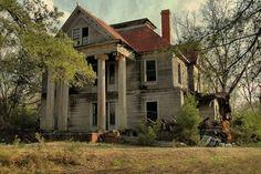 McRainy house Georgia