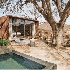 [New] The 10 Best Home Decor (with Pictures) - This is Hotel Bruma Casa 8 - a hotel & winery hybrid in Mexico. The desert chic hotel blends the best of traditional and contemporary Mexican design. The property ( is designed by Photos by & - Exterior Design, Interior And Exterior, Cafe Exterior, French Exterior, Tiny House Exterior, Cottage Exterior, Future House, My House, Outdoor Spaces