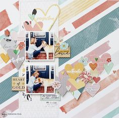 A Case of the Blahs + Let Your Heart Decide Layouts – Pinkfresh Studio