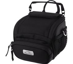 CANON  DCC-850 PowerShot Camera Case - Black, Black Price: £ 35.99 The Canon DCC-850 PowerShot Camera Case has been designed for your PowerShot SX30 IS, SX40 HS or SX50 HS. It's great for light use on holiday or day trips, with a soft yet durable nylon design to protect your gear from scratches and dust. The padded interior keeps your viewfinder and LCD screen free from marks. Stash memory...