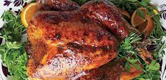 Κλασική γαλοπούλα γεμιστή με ρύζι Pork, Turkey, Holidays, Meat, Kale Stir Fry, Holidays Events, Turkey Country, Holiday, Pork Chops