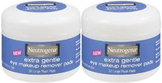 Neutrogena Cosmetics Eye Makeup Remover Pads Extra Gentle  2 pk ** You can find out more details at the link of the image.