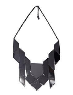 FRIIS & COMPANY® - Percussion Necklace (Gunmetal) - Offizieller Online Shop Deutschland