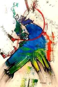 artfabry, walk below on ArtStack #artfabry #art
