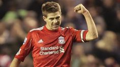 Steven Gerrard - 400th match for Liverpool sees him score a hat-trick in the Merseyside derby.