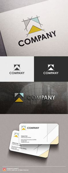 1000 Images About Construction Inspired Logos On