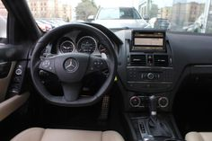 2008 Mercedes C63 AMG Mercedes C63 Amg, Dream Cars