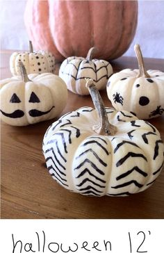 I'm thinking of having a mini-pumpkin decorating contest at work. Winner will get a $10 gift card to Jamba Juice or something simple like that. Then we can display all our pumpkins in the waiting room as part of our decor & for clients' viewing pleasure