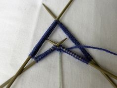 Knitting with double-pointed needles can be fiddly. Constant sock-knitter, Elizabeth Bagwell, describes 5 ways to make wrangling DPNs simple... The first t