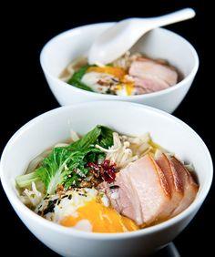 Udon with 36-hour Pork Belly | SousVide Supreme Blog