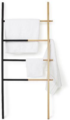 Porte serviette échelle extensible-5