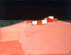 During his carrier de Stael painted about one hundred canvas, some of them are on view at Musée Picasso in Antibes, where the arti. Abstract Landscape Painting, Landscape Paintings, Abstract Art, Landscapes, Abstract Paintings, Action Painting, Antibes, Rembrandt, Michael Borremans
