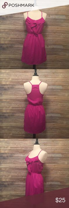 "Lush Dress In excellent condition.  Has pockets.  Length 34"" Lush Dresses Mini"