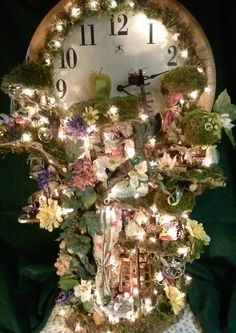 HICKORY DICKORY CLOCK HOUSE... Not an ordinary clock shop!