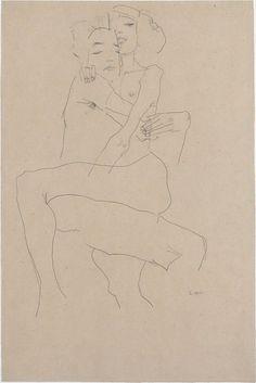 "girlinlondon: ""Egon Schiele """