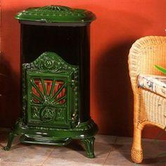 Parisienne Wood Burning Stove. £973 for 5kw. 5 year quarantee.