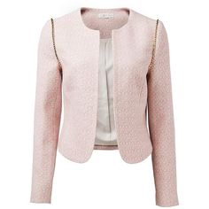 Forever New Jena Studded Boucle Jacket and other apparel, accessories and trends. Browse and shop related looks.