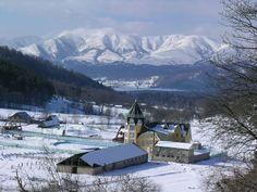 Georgia. Bakuriani