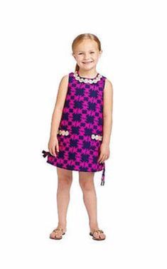 e93eb6bb8ac Image result for Lilly Pulitzer girls shift dress frog print Lilly Pulitzer