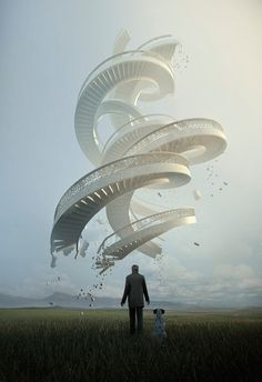 ♨ Intriguing Images ♨ unusual art photographs, paintings & illustrations - Jie Ma